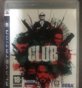 Игра для PS3 club