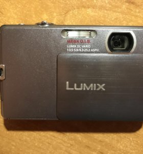 Цифровой фотоаппарат Panasonic Lumix DMC-FP3