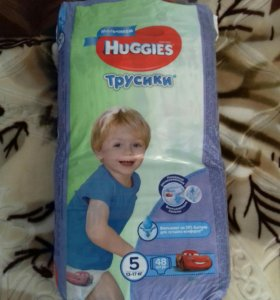 Трусики huggies 5
