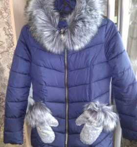 Зимнея куртка