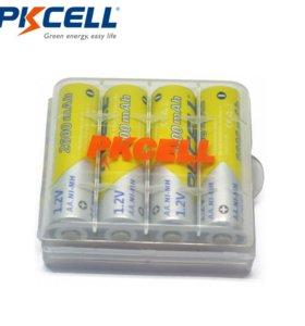Аккумуляторные батареи аа, ааа, CR2025