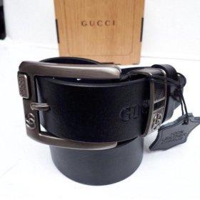 Ремень из натуральной кожи от Gucci