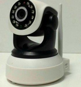 IP камераповоротная P2P iCAM608 Wi-Fi