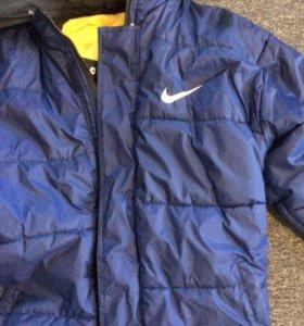 Куртка зимняя мужская Nike
