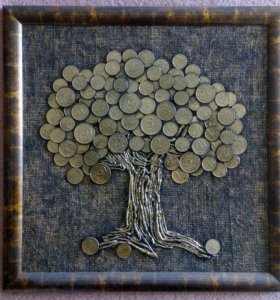 Денежное дерево.