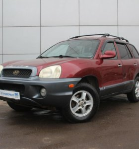 Hyundai Santa Fe, 2001