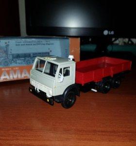 Модель Камаз 5320