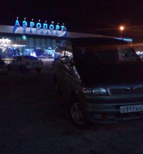 Заказ микроавтобуса в Белокурихе
