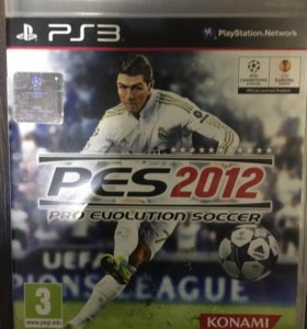 Игра для PS3 футбол