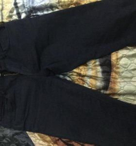 Пуловер, джинсы