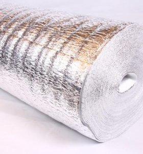 Вспененный фольгированный полиэтилен Изофлекс 3мм