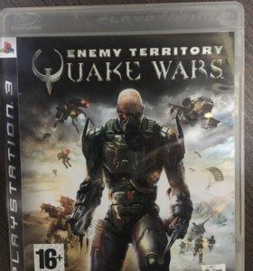Игра для PS3 quake wars