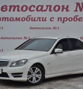 Mercedes-Benz C-Класс, 2012