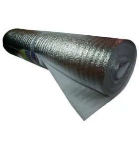 Вспененный фольгированный полиэтилен Изофлекс 5мм