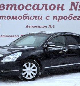 Nissan Teana, 2008