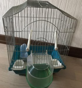 Клетка для попугая или других птиц