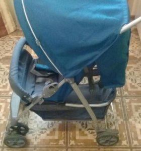 Новая коляска-трость