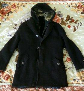 Мужское пальто осень/зима 54 р-р