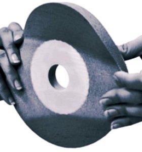 парапластовый и резиновый гибкий круг полиуретан