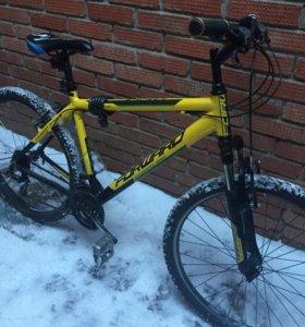 Продам горный велосипед forward Apache 1.0