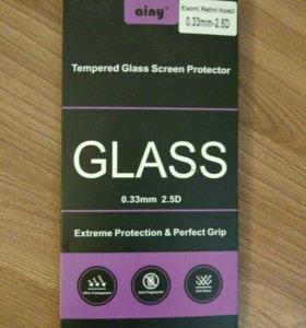 Защитное стекло для Xiaomi RedmiNote 3