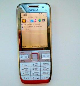 Смартфон Nokia E-52