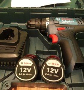 Шуруповерт Bosch GSR 1080-2-Ll 3 601 JE2 080