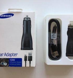 Оригинальное зарядное устройство Samsung ECA-P10XB