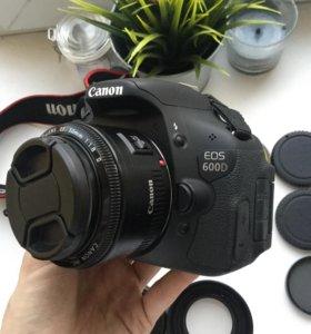 Canon 600d 50mm