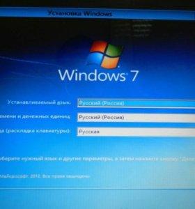 Установка на компьютер драйверов, Windows 7, ПО