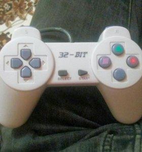 Джойстик на PS 1.