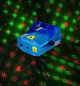 Лазерный яркий проектор