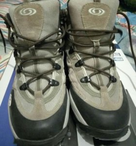 зимние ботинки Salomon