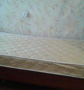 Кровать 900*1900мм.без матраса.