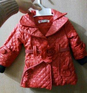 Курточка для модницы