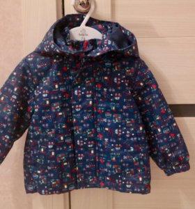 "Курточка на мальчика фирмы «Baby Go"",размер 74"