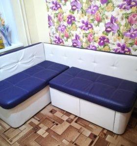 Кухонный диванчик