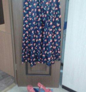 Платье р44 Босоножки 38