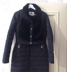 Пальто трансформер осень зима