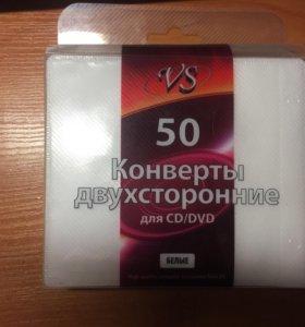Конверты файлы для CD