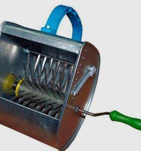 Устройство для штукатурки в виде шубы