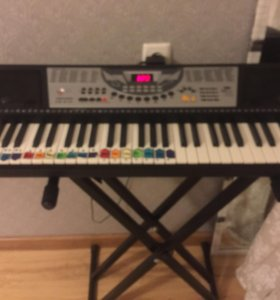 Синтезатор техно КВ-910