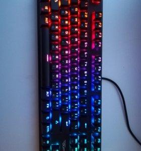 Клавиатура Qumo Dragon War Mechanicus Mini K10