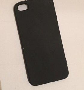 Матовый чехол iPhone 5S/SE