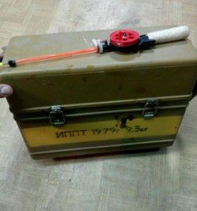 Ящик для рыбалки или под инструменты