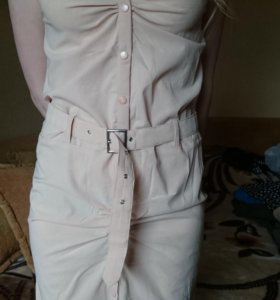 Платье для стройной девушки