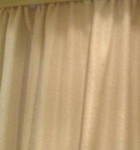 Гардина, шторы тюль