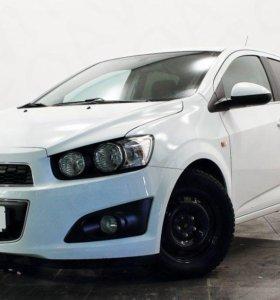 Chevrolet Aveo, 2013