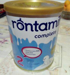 Смесь ронтамил rontamil 2 с 6 месяцев доставка по