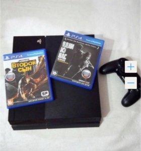 PlayStation 4+2 игры